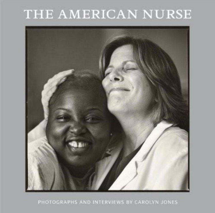 American Nurse by Caronlyn Jones