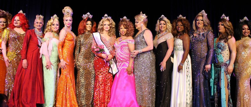 At Miss Gay Maryland America 2018 by BjKj Illusions