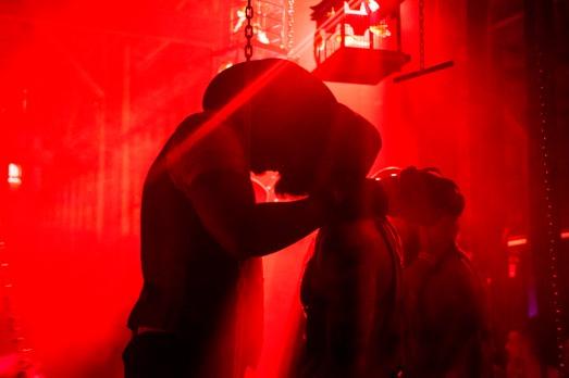 Rites XXXVI: The Black Party® 2015