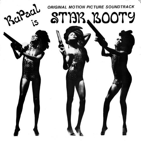 RuPaul Star Booty
