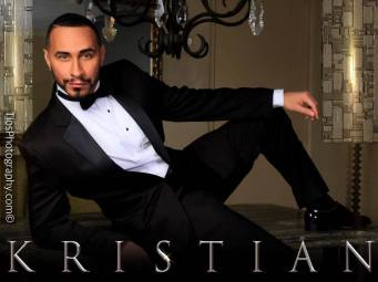 Mr. Gay Texas America 1999 & Mr. Gay America 2000 Kristian Kline Martinez