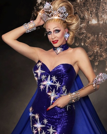 Miss Gay America 2018 Andora Te'tee by Kiet Thai