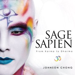 "Johnson Chong, author of ""Sage Sapien"" by Chad Wagner"