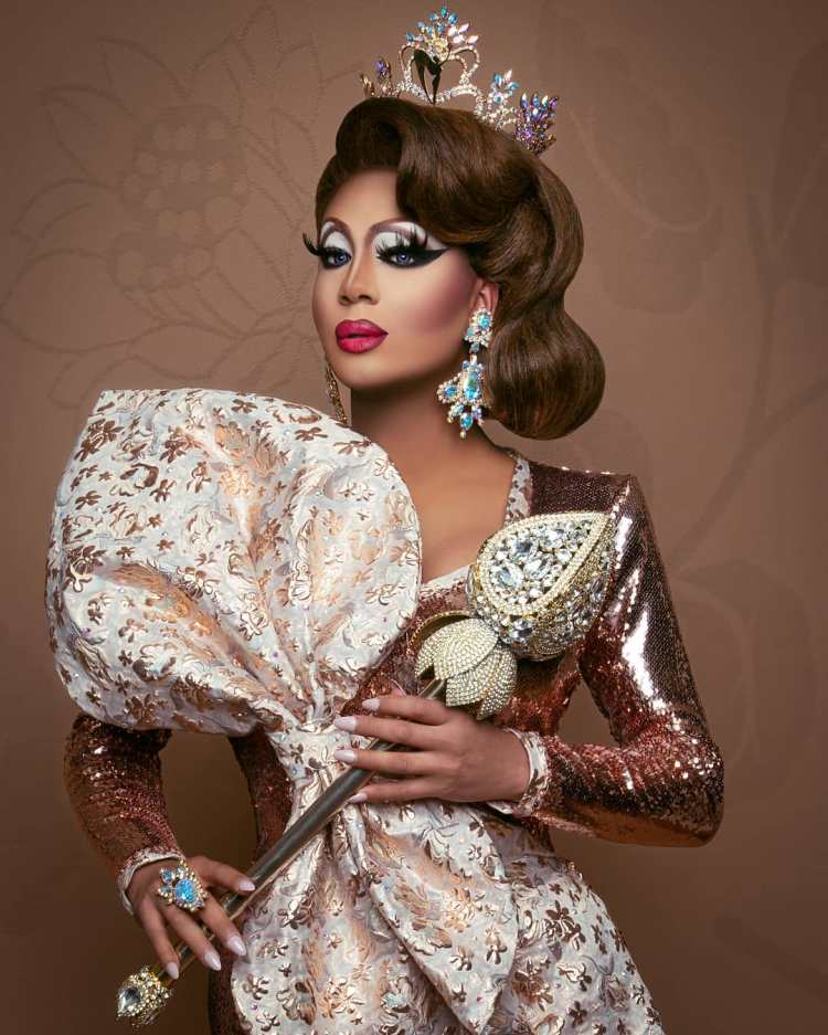 Miss Gay Oklahoma America 2018 Shanel Sterling by Carrie Strong