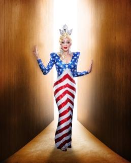 Miss Gay America 2019 Andora Te'tee by Kiet Thai