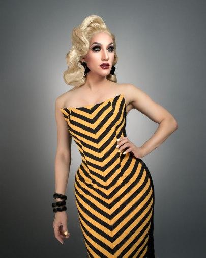 Miss Gay New York America 2019 First Alternate Pattaya Hart by David Serrano