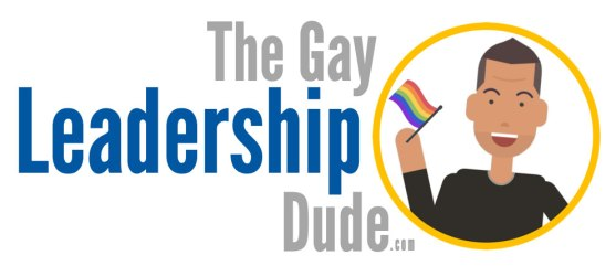 "Pride Leadership author Dr. Steve Yacovelli (""The Gay Leadership Dude"")"
