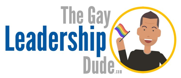 "Pride Leadership author Dr. Steve Yacovelli (""The Gay Leadership Dude"")"
