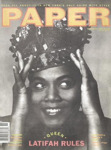 PAPER November 1991