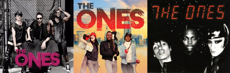 THE_ONES_3_Album_Covers_Last_to_First