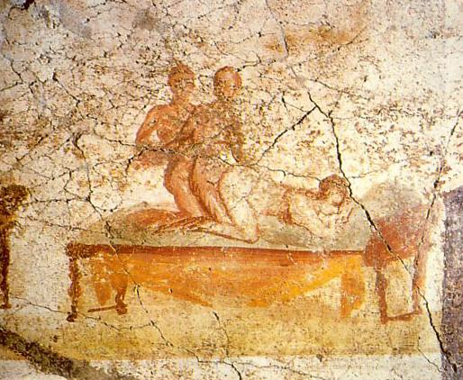 Sexual_scene_on_pompeian_mural_2